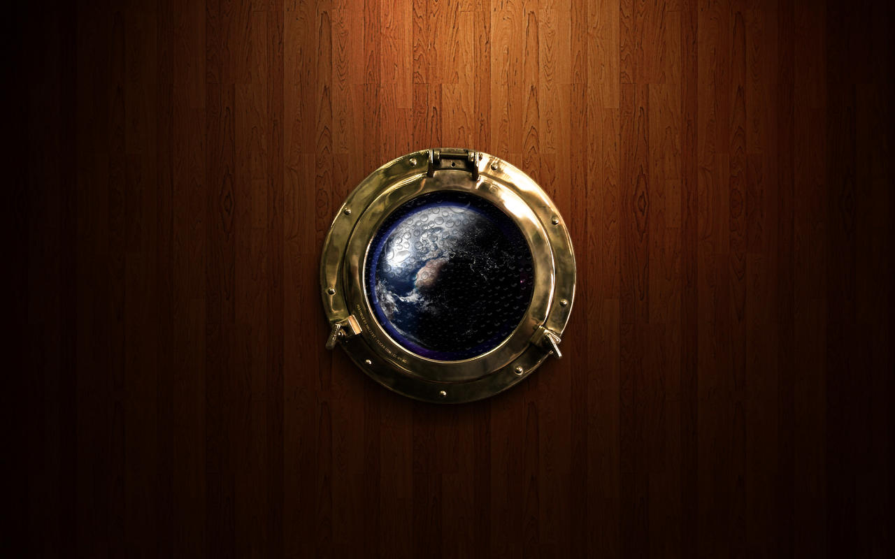 Porthole Wood